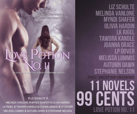 Love Potion Collection Champagne Style Reading