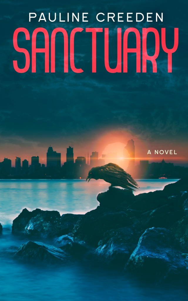 Check Out Sanctuary by Pauline Creeden