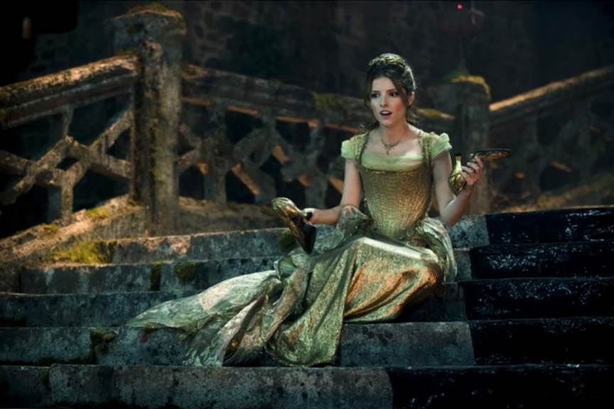 Into The Woods – In Theatres Everywhere
