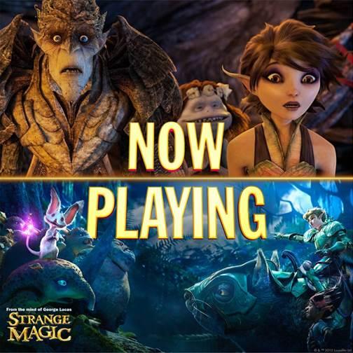 """""""Making of Strange Magic"""" Featurette"""