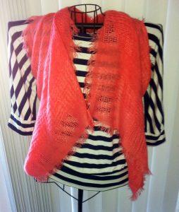 Regular scarf