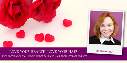 5 Facts About Allergic Reactions & Hair Product Ingredients