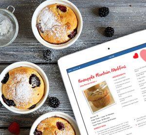 muffin loving cookbook