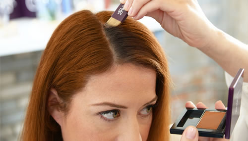 Root Touch Up vs Eyeshadow - Which One Should You Use to Cover Your Roots from North Carolina Lifestyle Blogger Champagne Style Bare Budget