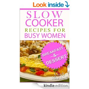 Free Book Slow Cooker Recipes For Busy Women