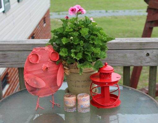 How I Made My Front Porch More Inviting By Adding Just A Few Touches