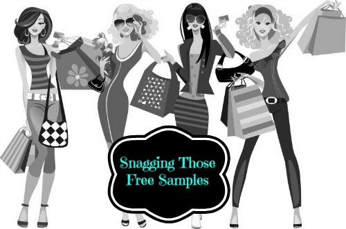 shopping free samples