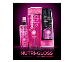 loreal gloss