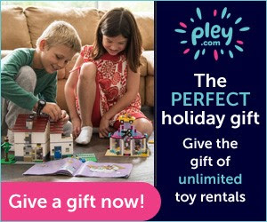 Pley The Perfect Holiday Gift