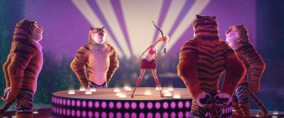 Celebrate  the Zoo Year with Zootopia