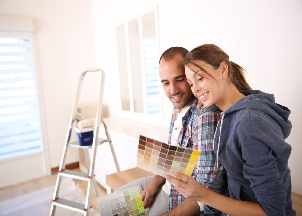 DIY Painting Hacks to Make Your Home Decoration Project Easier