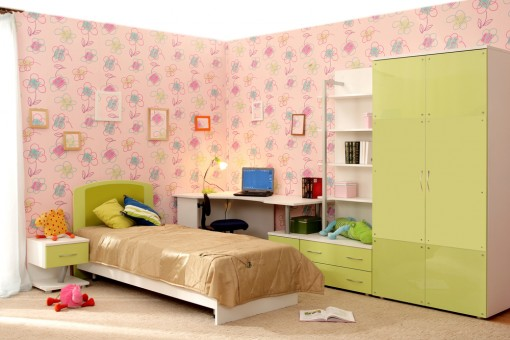 What Colours Should You Choose For Your Kid's Room2