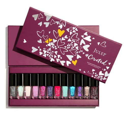 NEW! Coveted 12-Piece Mini Polish Gift With Purchase Offer