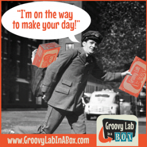 Order Groovy Lab in a Box by August 31st and SAVE 25%!