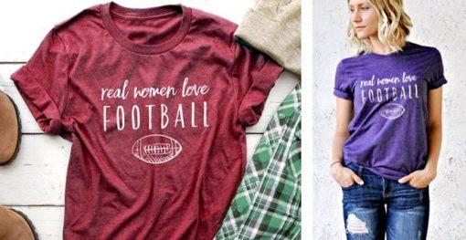 real women love foorball