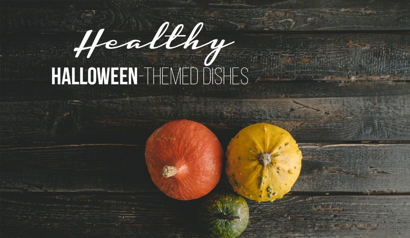 Healthy Halloween-Themed Dishes