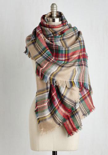 Weekend scarf