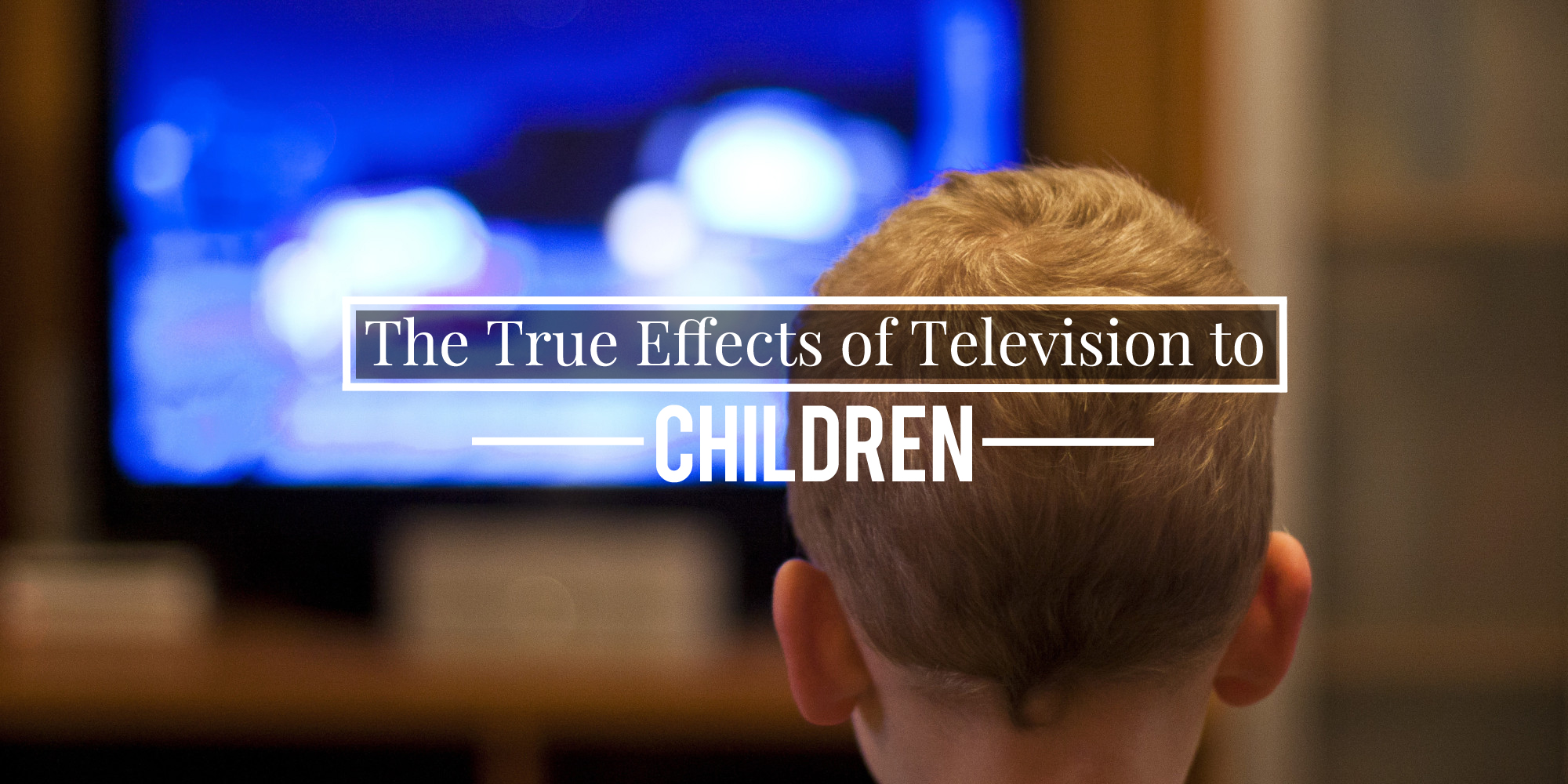 effects of educational television