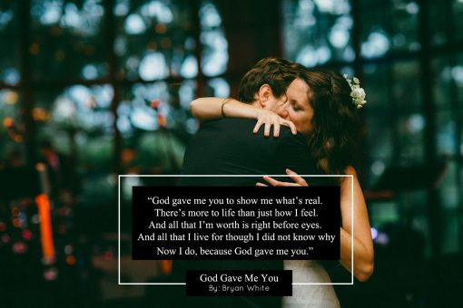 god-gave-me-you-wedding-song
