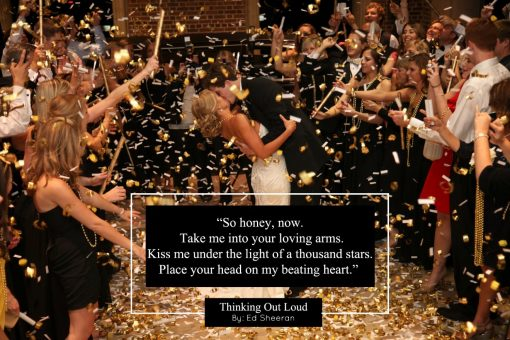 thinking-out-loud-wedding-songs