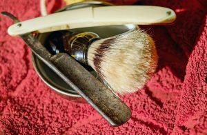 Homemade Shaving Cream From Essential Oils
