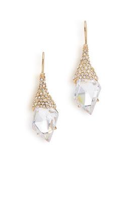 rent the runway shimmer earrings