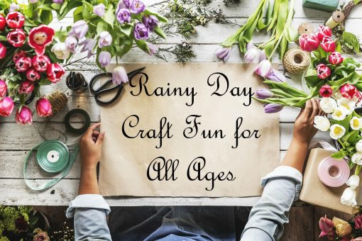 Rainy Day Craft Fun for All Ages