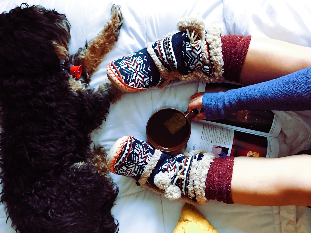 Cost-effective Ways to Keep Warm in Winter by North Carolina Lifestyle Blogger Champagne Style Bare Budget