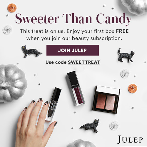 Halloween Beauty Box for NEW Julep Subscribers