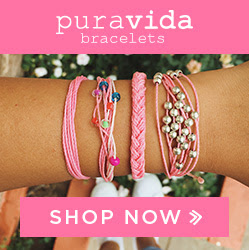 Pura Vida Bracelets Supports Breast Cancer Awareness