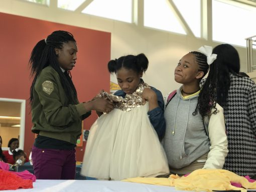 Homecoming Dresses Donated to Underprivileged Girls
