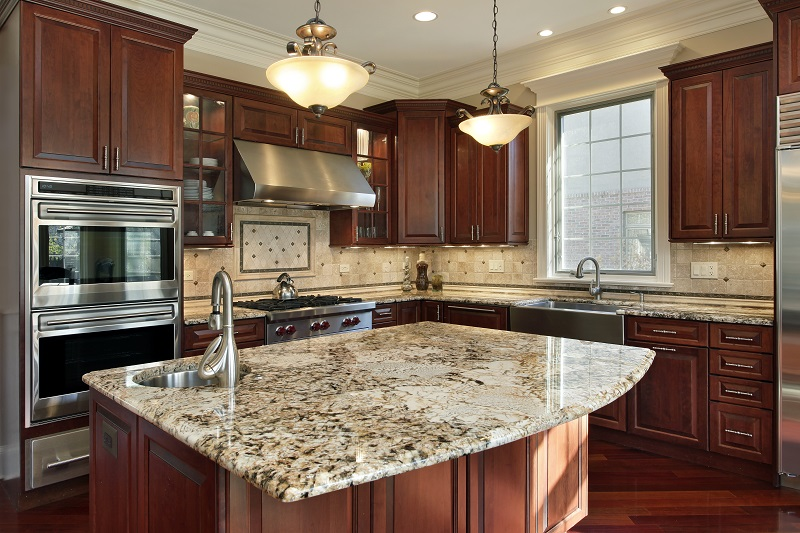 Decorate Your Kitchen with the Help of Granite Suppliers fron North Carolina Lifestyle Blogger Champagne Style Bare Budget