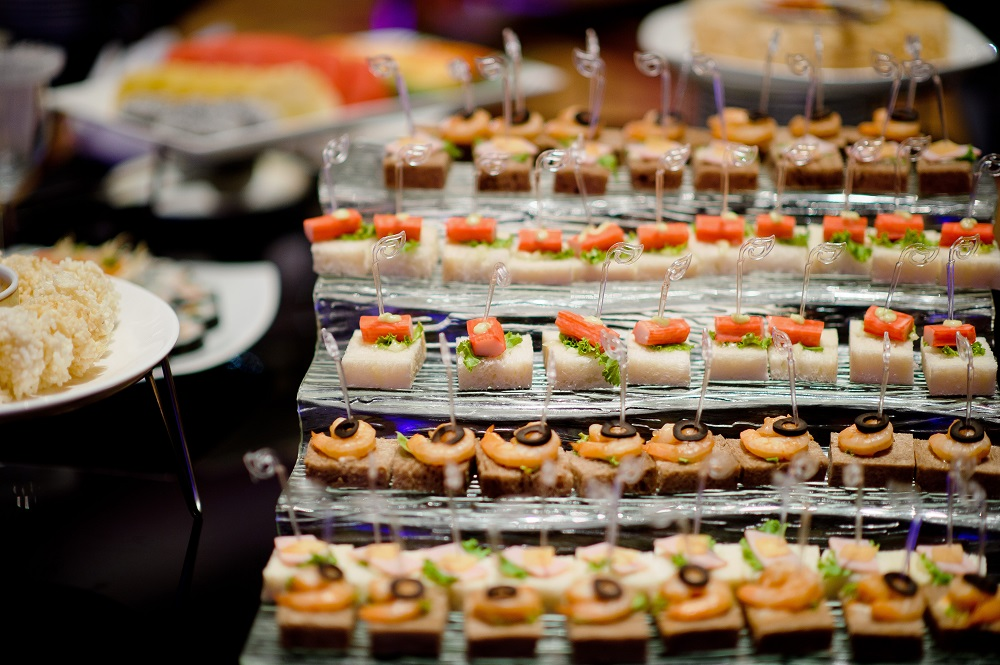 Finger Food Catering – Adding Brilliance to Your Wedding Event