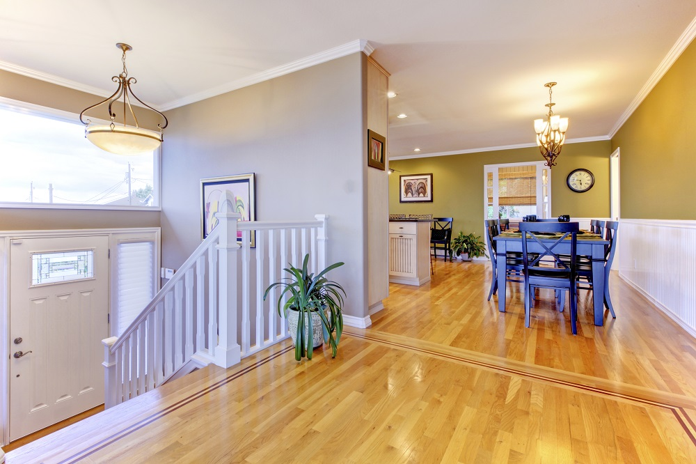 Noteworthy Advantages of Using Floating Timber Floors Throughout the House from North Carolina Lifestyle Blogger Champagne Style Bare Budget