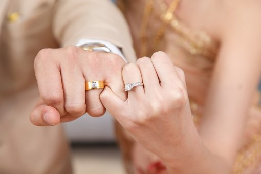 Various Types of Engagement Rings from North Carolina Lifestyle Blogger Champagne Style Bare Budget