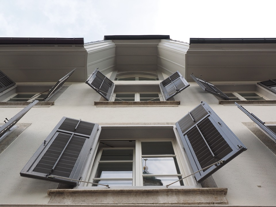 Make the Most of Your Windows with Window Treatments