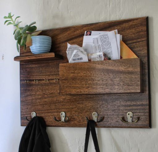 4 DIY Woodworking Projects to do with Your Children from North Carolina Lifestyle Blogger Champagne Style Bare Budget