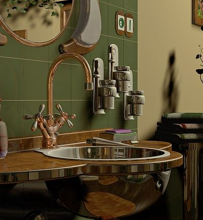 5 Tips for Creating a Vintage Bathroom
