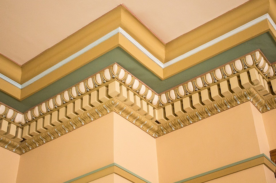 DIY Guide to Installing Crown Moldings
