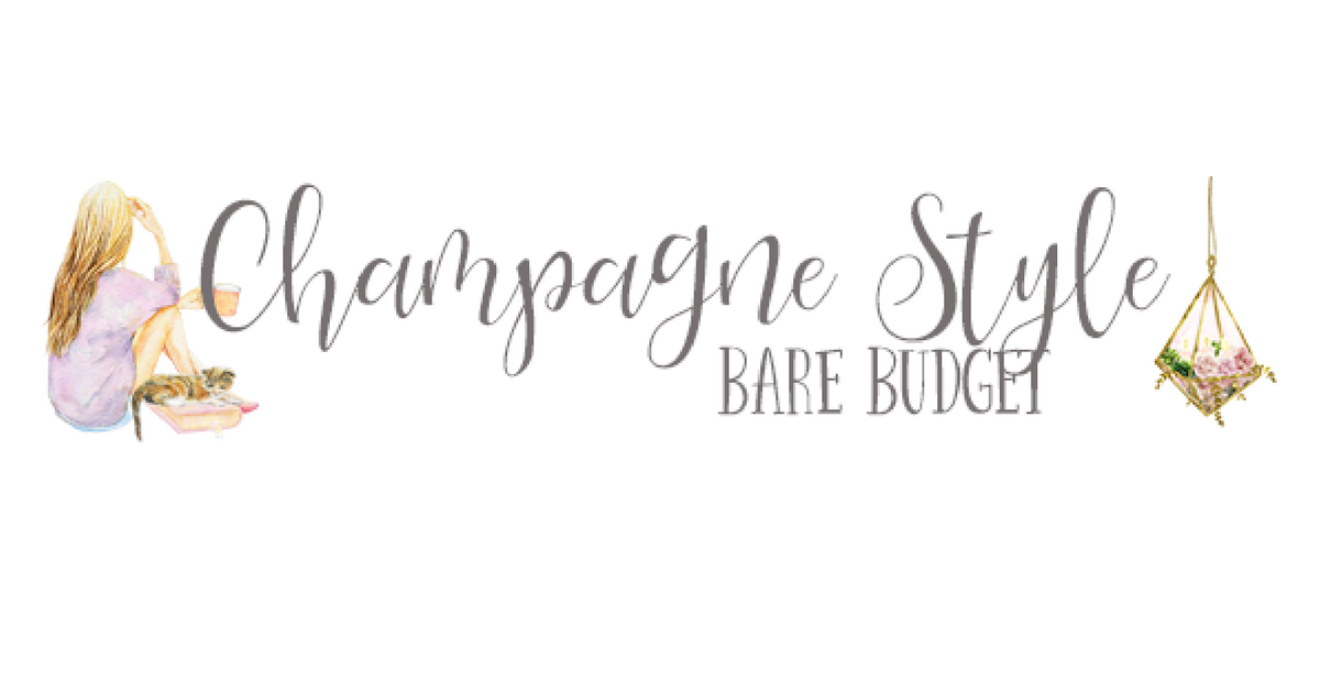 Champagne Style Bare Budget