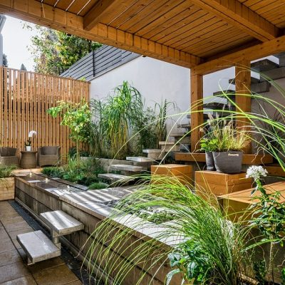 How to Make Your Garden Comfortable for All Seasons