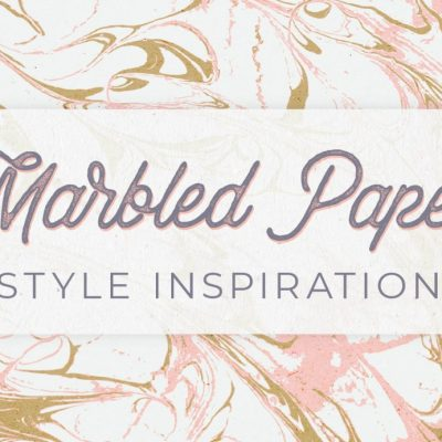 How to Marble Paper