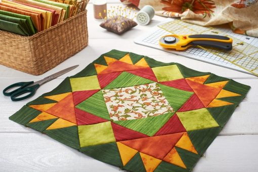 The Absolute Beginner's Guide to Patchwork Patterns from North Carolina Lifestyle Blogger Champagne Style Bare Budget
