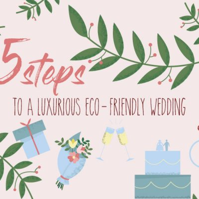 The Green Bride Guide: How to Celebrate Your Big Day in a Conscious Way