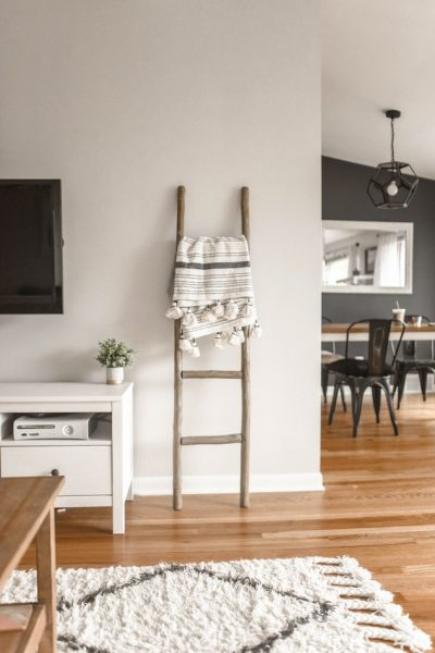 Money Saving Eco Updates For Every Room from North Carolina Lifestyle Blogger Champagne Style Bare Budget