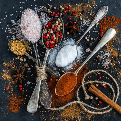 Nutrition For a Healthy Body From Common Kitchen Ingredients