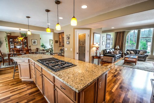 Flooring Trends in Sustainable Home Design from NC Lifestyle Blogger Champagne Style Bare Budget
