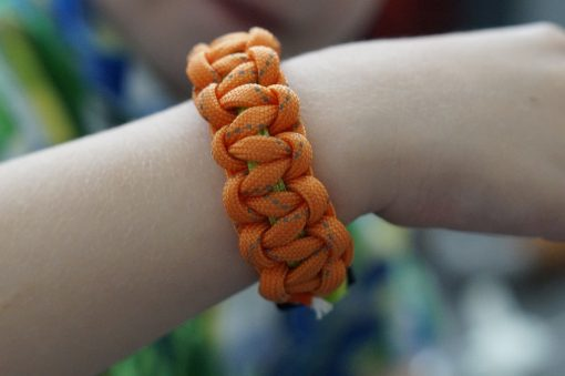 Ways to Use Paracord from North Carolina Lifestyle Blogger Champagne Style Bare Budget