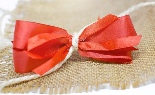Furoshiki A New Way to Gift Wrap from North Carolina Lifestyle Blogger Champagne Style Bare Budget