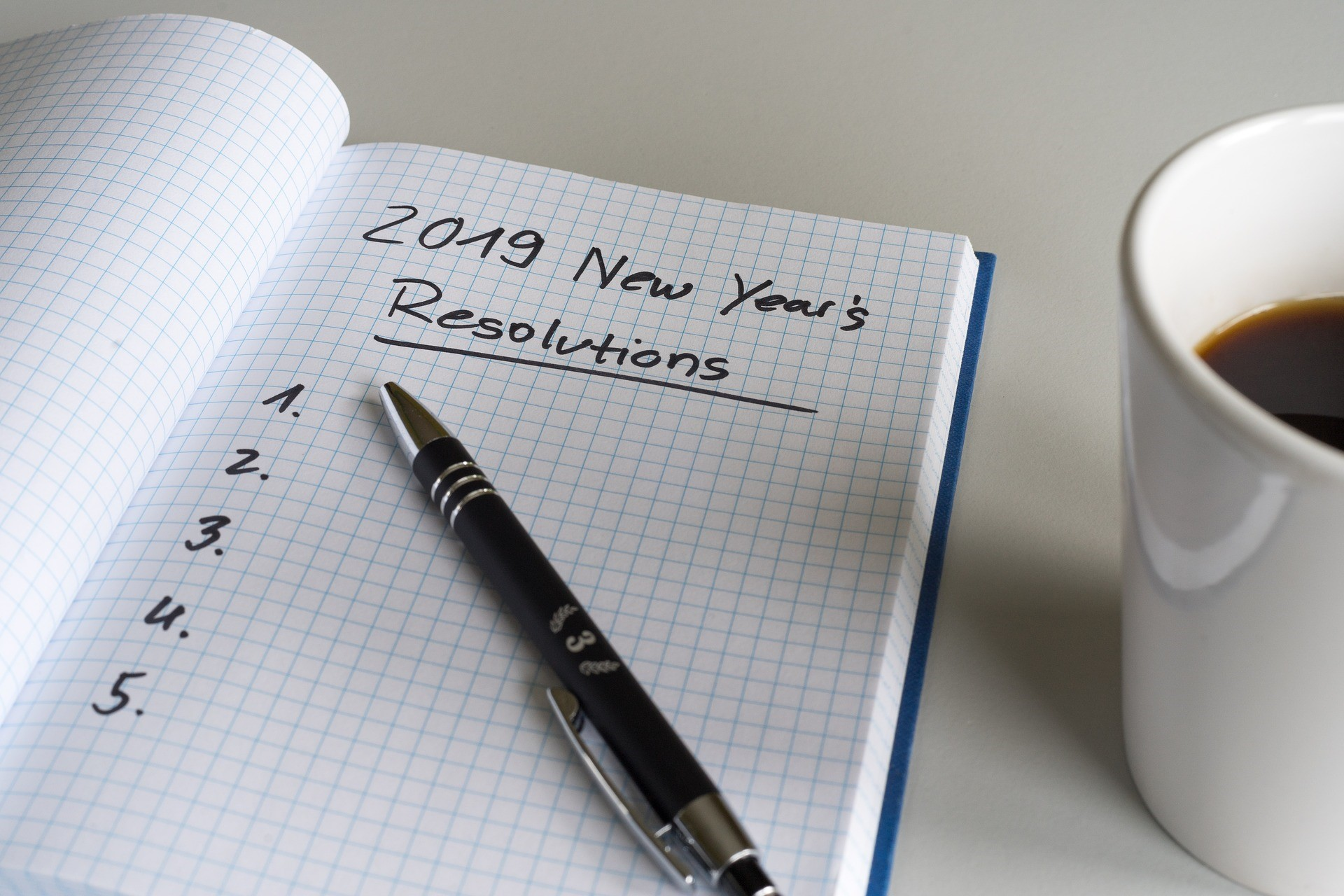4 New Year's Resolutions for Your Home